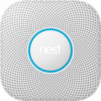 Nest Protect (Battery) 2nd Generation - White - 1 ct