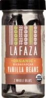 LAFAZA Organic Madagascar Vanilla Beans