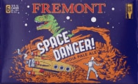 Fremont Space Danger! India Pale Ale Beer