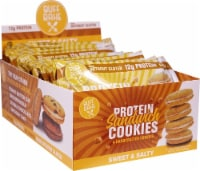 Buff Bake Sweet & Salty Protein Sandwich Cookies