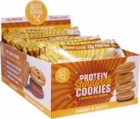 Buff Bake Sweet & Salty Protein Sandwich Cookies