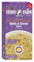 Funny Farm White Cheddar Goat Cheese & Shells Dinner