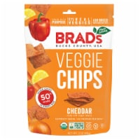 Brad's Cheddar Veggie Chips