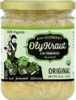 OlyKraut Original Raw Sauerkraut