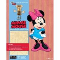 IncrediBuilds Walt Disney: Minnie Mouse 3D Wood Model and Book - 1