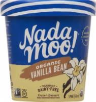 Nadamoo Organic Vanilla Bean Dairy Free Frozen Dessert
