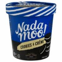 Nadamoo Cookies & Cream Dairy Free Frozen Dessert
