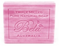 Bela Pure Natural Melon & Strawberry Soap Bar