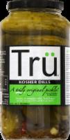 Tru Natural Dill Pickles