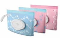Little Martin's Drawer Wet Wipe Pouch [3 Pack] - 1