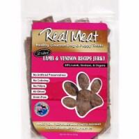 Flanagan-Gorham RT00812 8 oz Dog Treat Lamb Natural Venison - 1