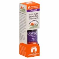 Gurunanda Aromatherapy 100% Pure & Natural Essential Lavender Oil