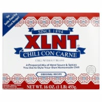 XLNT Chili Con Carne Without Beans
