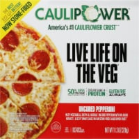 Caulipower All Natural Uncured Pepperoni Cauliflower Pizza