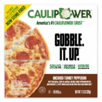 Caulipower All Natural Turkey Pepperoni Pizza