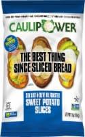 Caulipower Sweet Potatoasts Sea Salt and Olive Oil Roasted Sweet Potato Slices