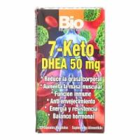 Bio Nutrition - 7 Keto DHEA 50 mg - 50 Vegetarian Capsules - Case of 1 - 50 VCAP each