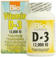 Bio Nutrition Vitamin D-3 Capsules 12000IU