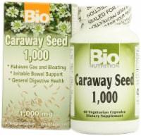 Bio Nutrition Caraway Seed Vegetarian Capsules 1000 mg