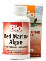 Bio Nutrition Red Marine Algae Capsules 1000mg