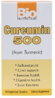 Bio Nutrition  Curcumin 500