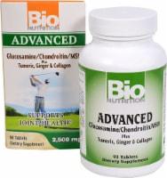 Bio Nutrition  Advanced Glucosamine-Chondroitin-MSM