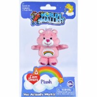 Worlds Smallest Care Bears, Pink Cheer Bear - 1