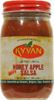 Kyvan Hot Honey Apple Salsa