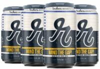Reuben's Brews Mind the Gap IPA - 6 cans / 12 fl oz
