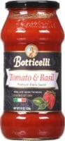 Botticelli Tomato & Basil Pasta Sauce