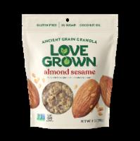 Love Grown Almond Sesame Granola