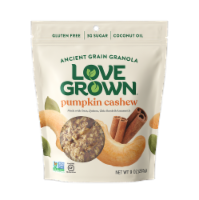 Love Grown Pumpkin Cashew Granola