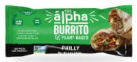 Alpha Foods Philly Sandwich Burrito
