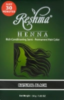 Reshma Beauty Henna Natural Black Hair Color - 1.05 oz