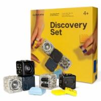 Modular Robotics Cubelets Discovery Set - 6 Piece Set with Bluetooth - 1
