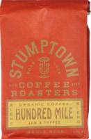 Stumptown Coffee Organic Hundred Mile Whole Bean Coffee