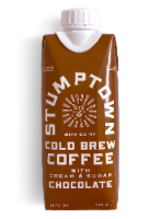 Stumptown Coffee Cold Brew Chocolate Coffee with Cream & Sugar