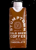 Stumptown Coffee Cold Brew Chocolate Coffee with Cream & Sugar - 11 fl oz