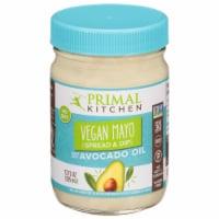 Primal Kitchen Vegan Mayo Apread & Dip Made with Avocado Oil - 12 fl oz