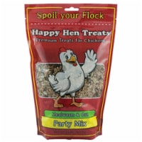 Happy Hen Treats 17015 2 lbs. Mealworm & Oats Party Mix - 1