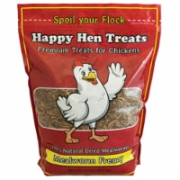 Happy Hen Treats 17003 30 oz. Mealworm Frenzy