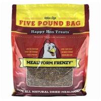 Happy Hen Treats 215104 5 lbs Mealworm Frenzy