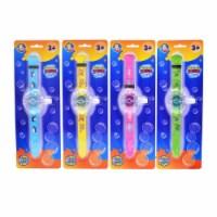 Uncle Bubble HD 272B Touchable Bubble Watch Case - Pack of 4