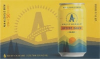 Athletic Brewing Co. Upside Dawn Non-Alcoholic Golden Ale - 6 cans / 12 fl oz