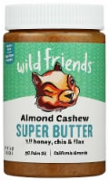 Wild Friends Almond Cashew Super Butter