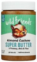 Wild Friends Almond Cashew Super Butter - 16 oz