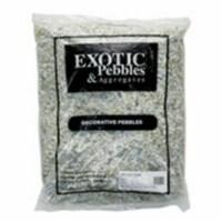Exotic Pebbles & Aggregates PJ20-0510 20 lbs Polished Jade Gravel
