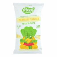 LesserEvil Green Elephant Kettle Chips