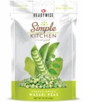 Simple Kitchen Freeze-Dried Wasabi Peas - 1.6 oz