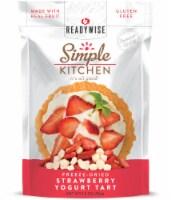 Simple Kitchen Freeze-Dried Strawberry Yogurt Tart - 1.8 oz